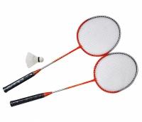 Set Badminton Axer Tatuu rosu A1977 Axer sport