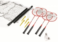 Set Badminton Stiga Family 781072 04 pentru copii