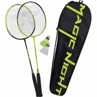 Set Badminton Talbot Torro Magic Night 449405 barbati