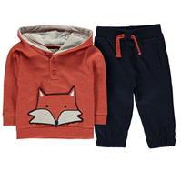 Set bebelusi Crafted Mini 2 Piece Fox pentru baieti