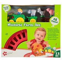 Set bleumarin Star Train Farm 00