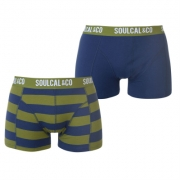 Boxeri SoulCal Trunk . of 2