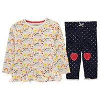 Set Set 2 Crafted Essentials Jersey pentru fete pentru Bebelusi