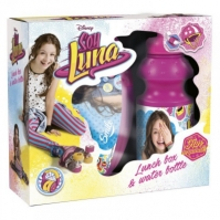 Set Cutie De Alimente Cu Sticluta Soy Luna