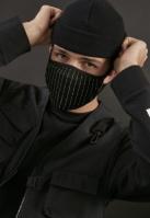 Set de 2 Masca fashion protectie Fuck You negru-alb Mister Tee