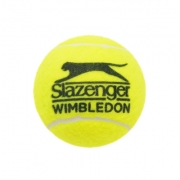 Set de 3 Mingi de tenis Slazenger Wimbledon