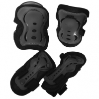 Set de 3 No Fear Skate Protection