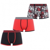 Set de 3 Zoo York York HBoxer Snr09