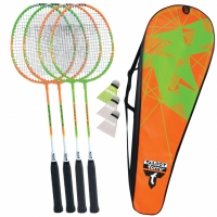 Set Badminton Talbot Torro 4 Attacker 449505 copii