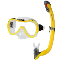 Set scufundari Aquatic Masca inot Enzo + tub Samos ty 18/3112 Aqua-Speed