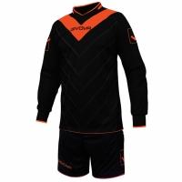 Set echipament portar Givova Sanchez negru-portocaliu
