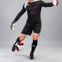 Set echipament portar Joma Zamora Iv negru cu maneca lunga