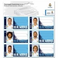 Set Etichete Real Madrid