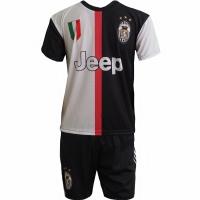 Echipament fotbal Ronaldo Juventus 20192020 Replica copii