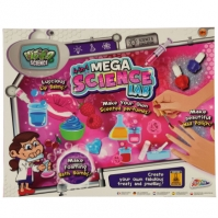 Set Grafix Mega Science Lab