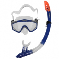 Set Gul Thresher 30 Mask and Snorkel pentru Barbati