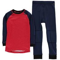 Set haine de corp Helly Hansen Merino Lifa pentru Copii