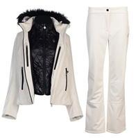 Set Hanorac Pantaloni EA7 Fur