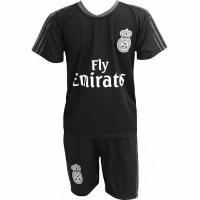 Set Hazard Real Sport 201920 negru pentru copii