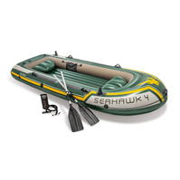 Set Intex 4 Boat 94