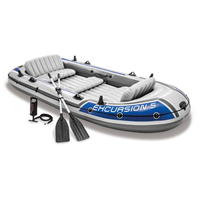 Set Intex 5 Boat 94