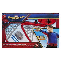 Set Marvel Spider Man Web Wings Roleplay