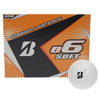 Set mingi golf Bridgestone e6 Soft 12