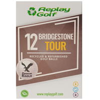 Set mingi golf Replay Bridgestone Tour 12