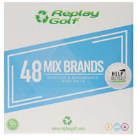 Set mingi golf Replay Mix Brands 48
