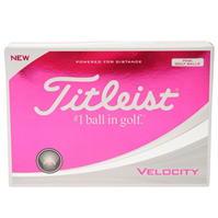 Set mingi golf Titleist Velocity 12