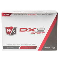 Set mingi golf Wilson DX2 Soft 12