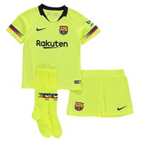 Set Nike Barcelona Away 2018 2019