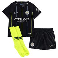 Set Nike Manchester City Away 2018 2019