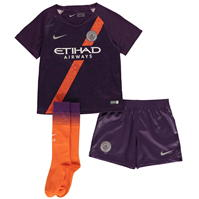 Set Nike Manchester City Third 2018 2019