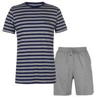 Set pijama cu pantaloni scurti Pierre Cardin pentru Barbati