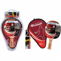 Set Ping Pong Donic Persson 600 1 palete, 3 mingi, Cover 788487