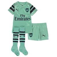 Set Puma Arsenal Third 2018 2019