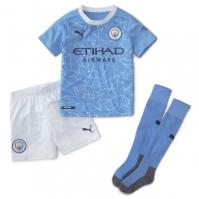 Set Puma Manchester City Acasa 2020 2021