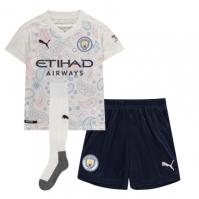 Set Puma Manchester City Third 2020 2021