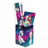 Set Rechizite Cu Suport Pixuri Disney Frozen