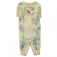Set salopeta Disney Two Piece Babies