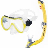 Set scufundari Aqua-Speed Masca inot Enzo Tub SnorkelingEvo 18 604 barbati