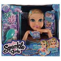 Set Sparkle Girlz Sparklen Style Hair & Nail Styling
