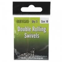 Seymo Double Rolling Swivel