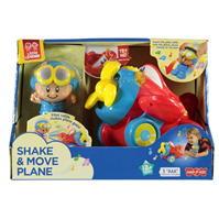 Happy Kid N Move Plane 91
