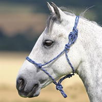 Shires Control Rope Headcollar