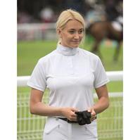 Shires cu Maneca Scurta Stock Shirt pentru Femei