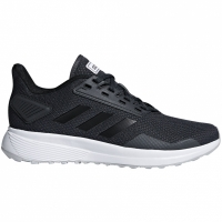 Adidasi sport Adidas Duramo 9 gri inchis B75990 femei