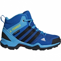 Adidasi sport Adidas Terrex AX2R MID CP K albastru BC0673 copii