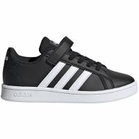 Mergi la Shoes For Adidas Grand Court C negru-and-alb EF0108 pentru Copii